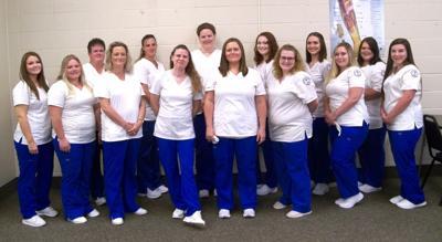 BOCES nursing grads