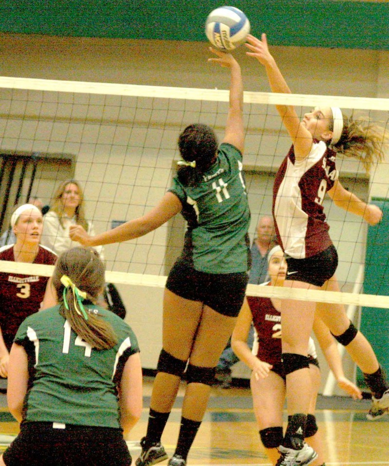 Olean Class Cars: Ellicottville Volleyball Keeps Rolling