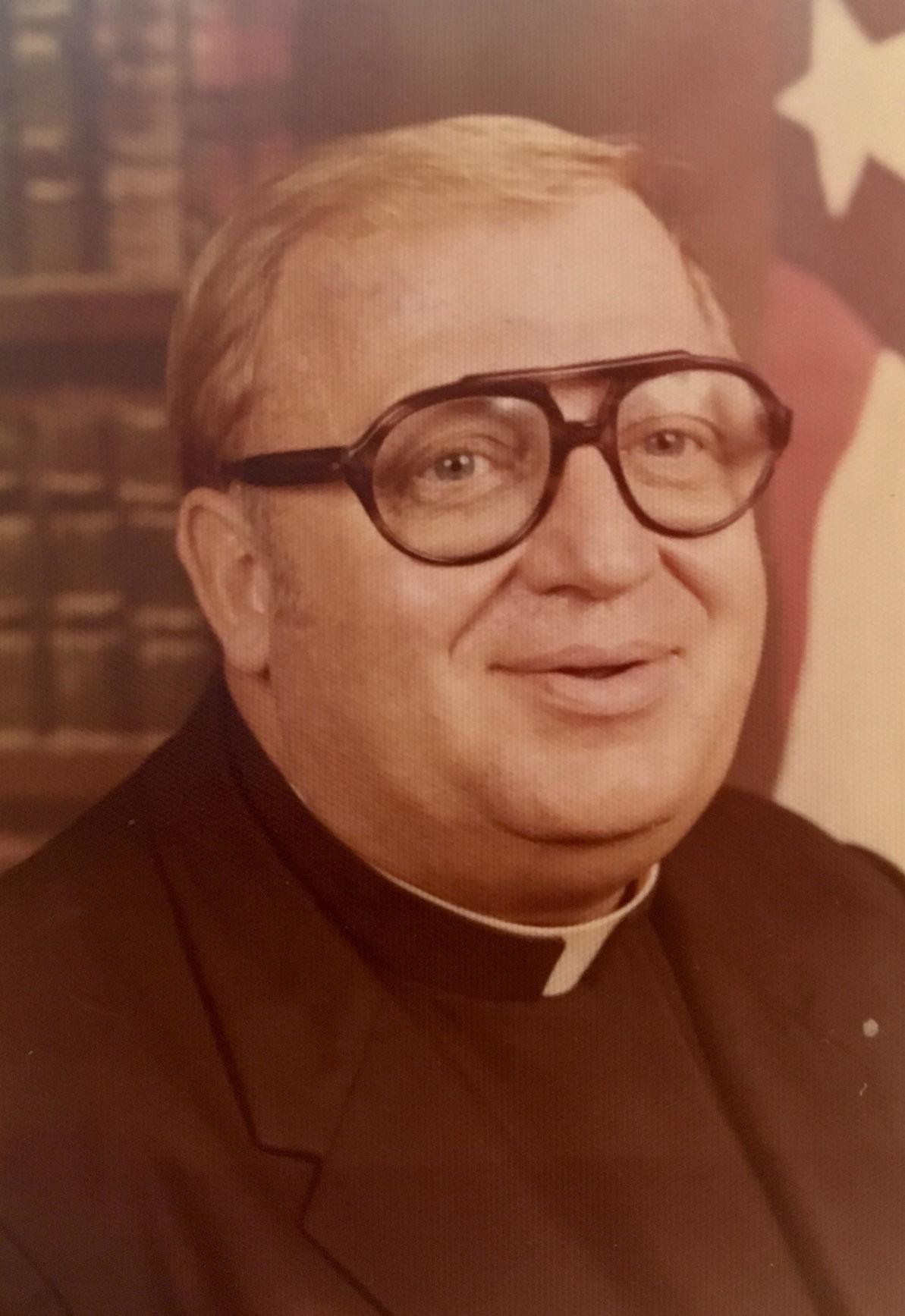 Rev. Duane G. Fimbel