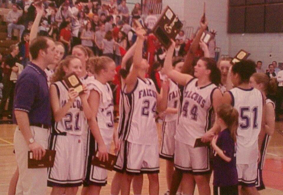 2003 Coudy Girls D9 Title Color