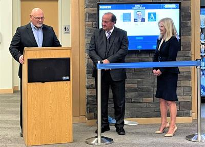 Alfred State dedicates new Hall of Excellence