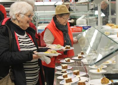 Salamanca schools Thanksgiving