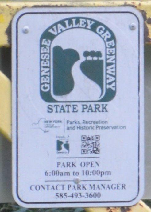 Genesee Valley Greenway State Park