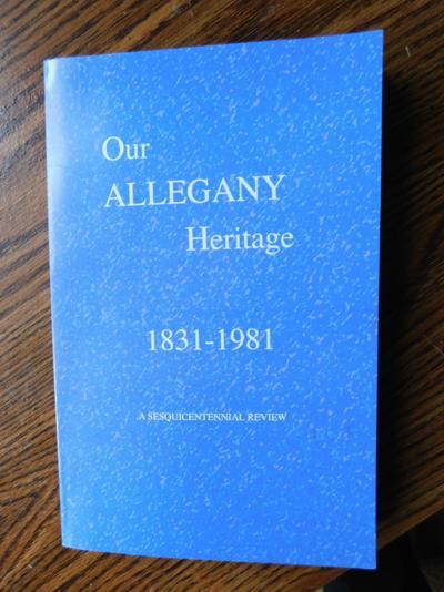 Allegany history