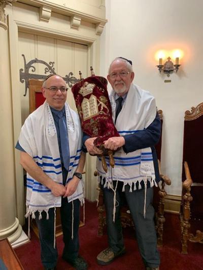 Sacred Torah transferred