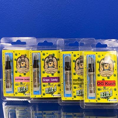Delta 8 THC cartridges