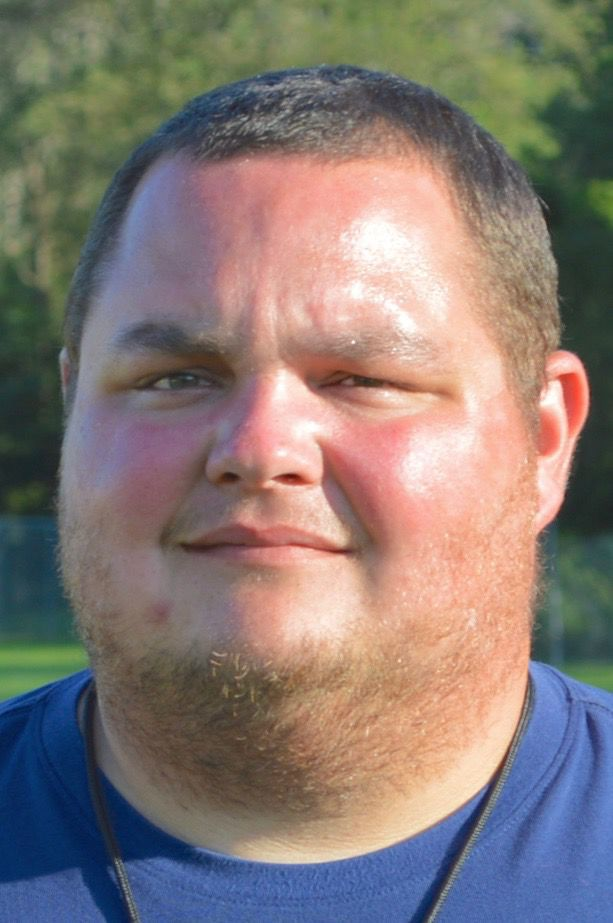Cameron County coach Ryan Neyman