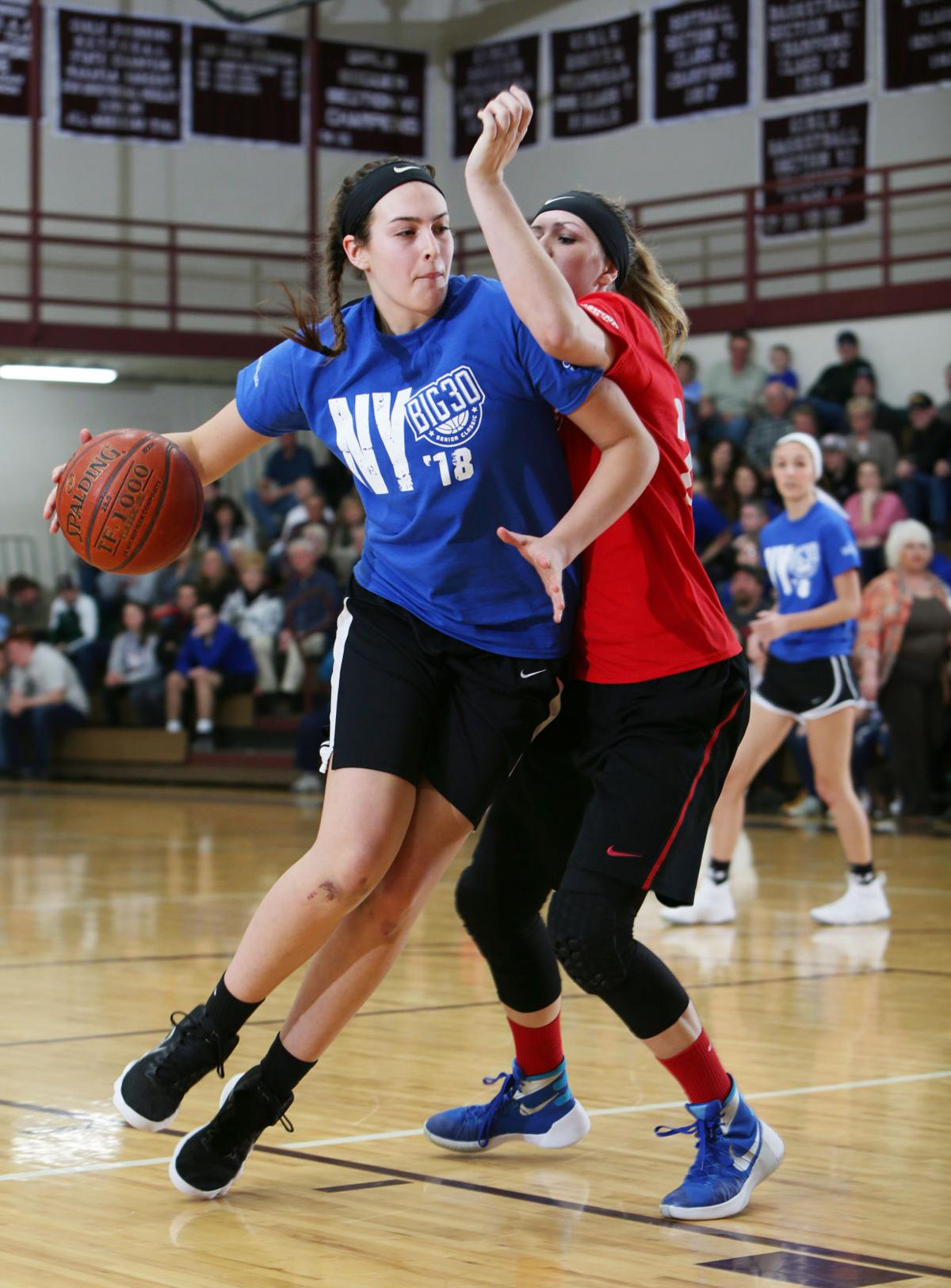 Davis leads NY girls past PA in Senior Classic thriller | Sports ...