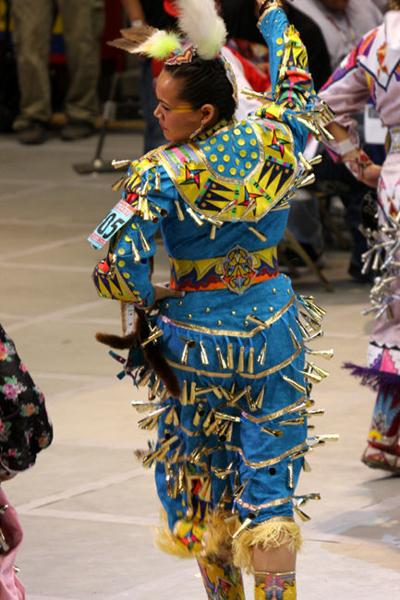 Listen for the jingle at the 30th Veterans Pow Wow in Salamanca