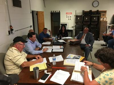 New Farmersville wind law is introduced unexpectedly