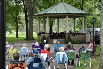Portville Music in the Park