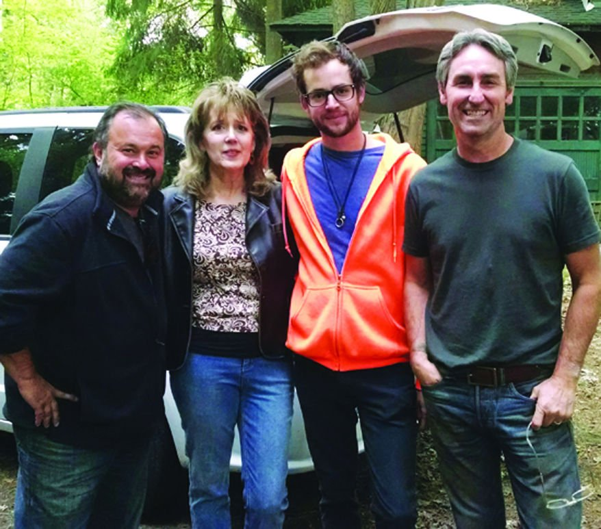 state and union american pickers episode filmed in wellsville to