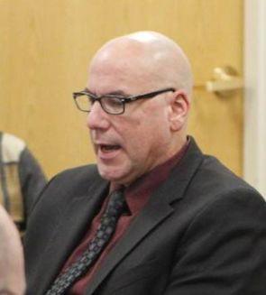 Portville Superintendent Tom Simon