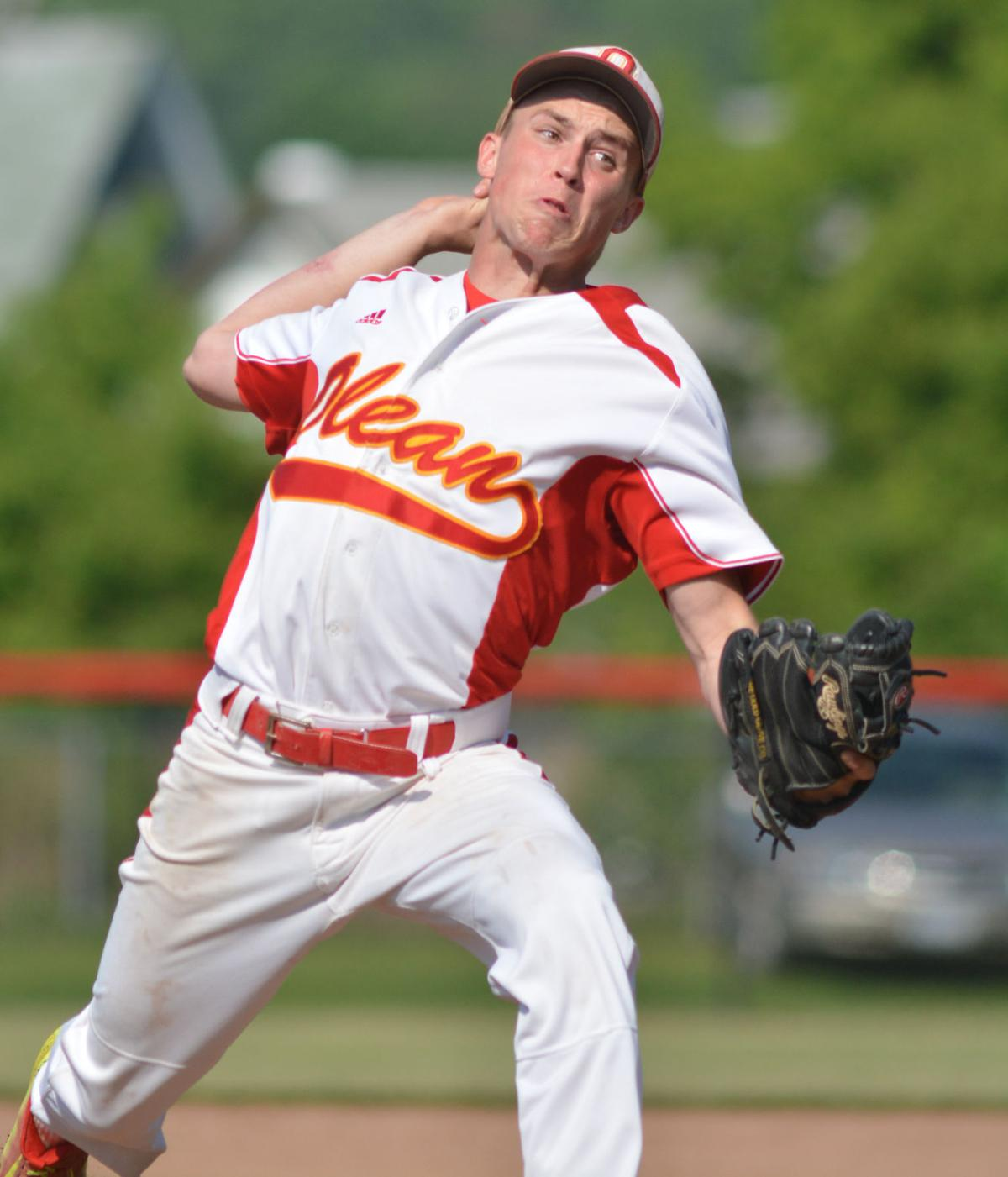 Olean Class Cars: Boldt Keys Olean High Baseball In Semifinal Rout (with