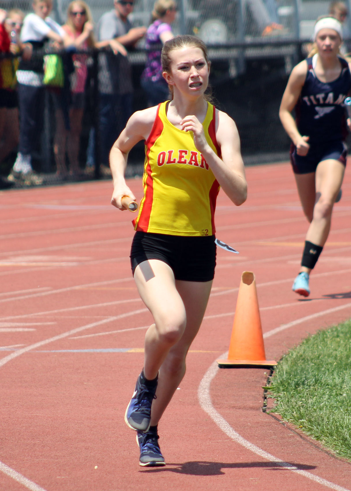 allegany county new york track records