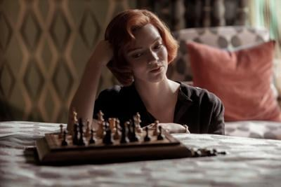 Taylor-Joy makes the right moves in 'The Queen's Gambit'