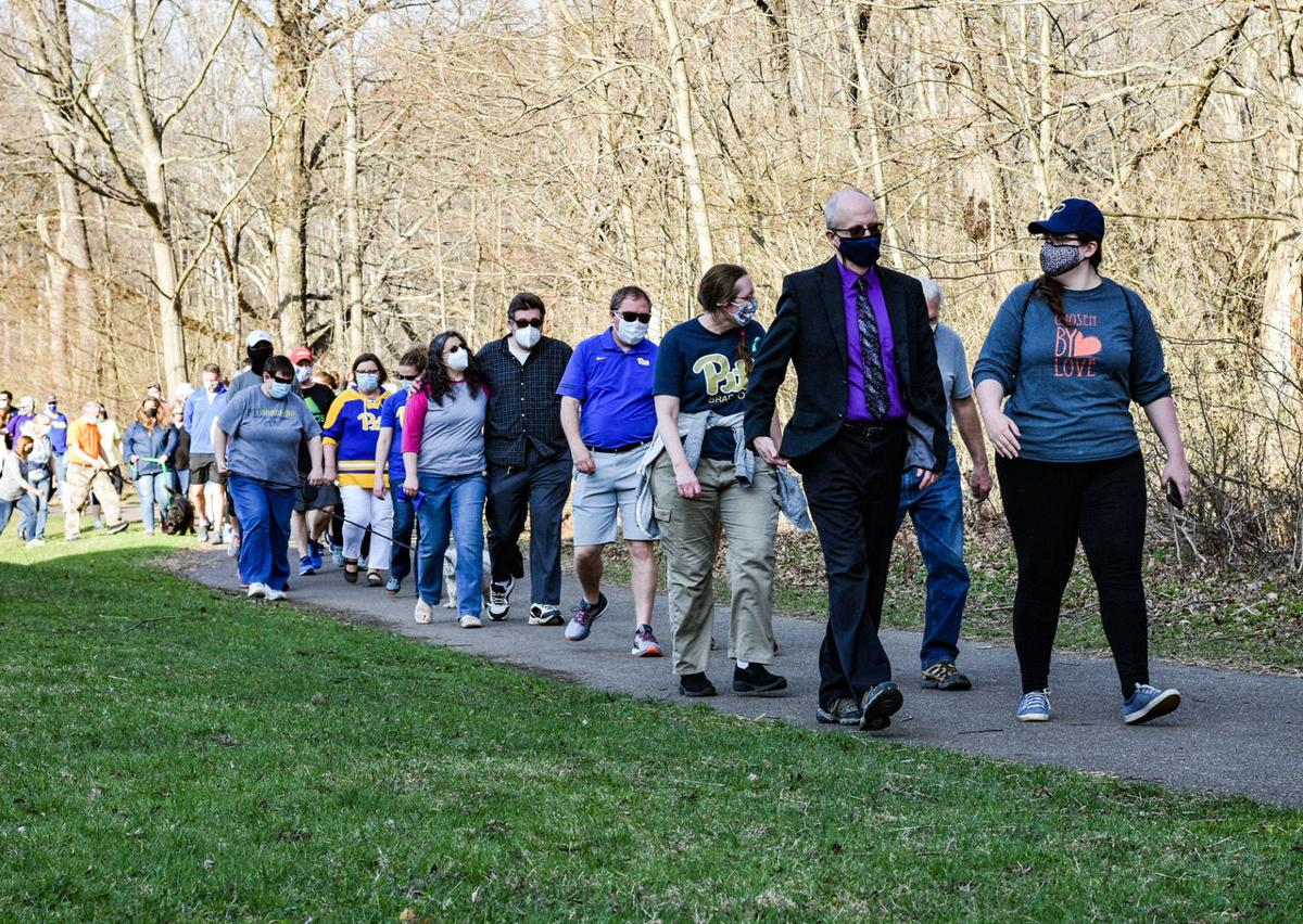 Claim the Trail Walk joins campus and community
