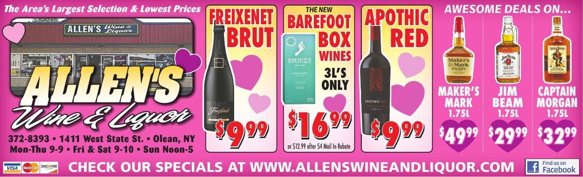 Allen's Wine & Liquor