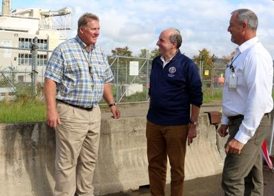 Undersecretary of Energy visits West Valley Demonstration Project