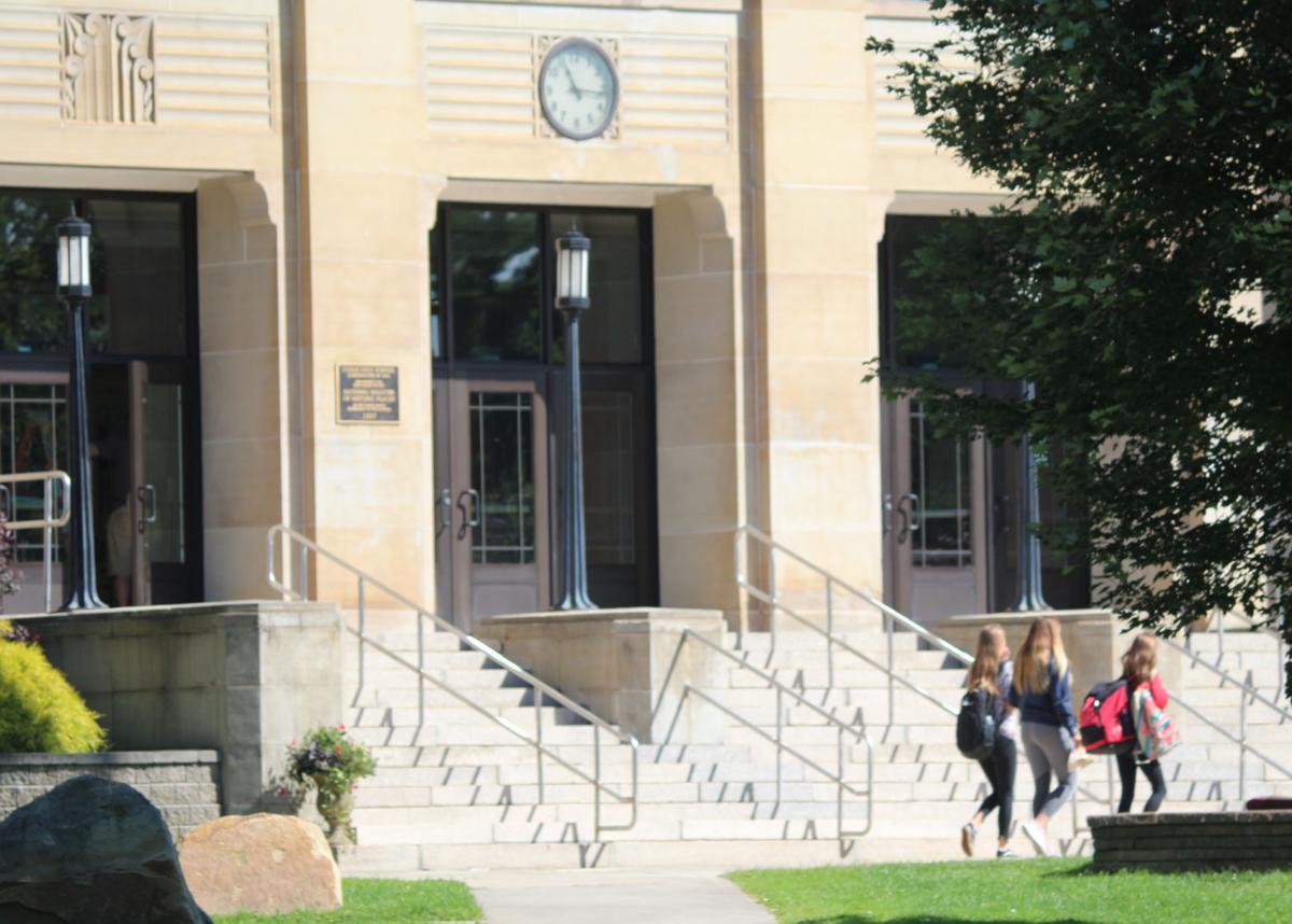 Threats involving Olean High School