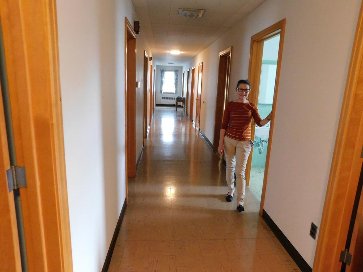 Old convent offers new enthusiasm for Genesis House staff