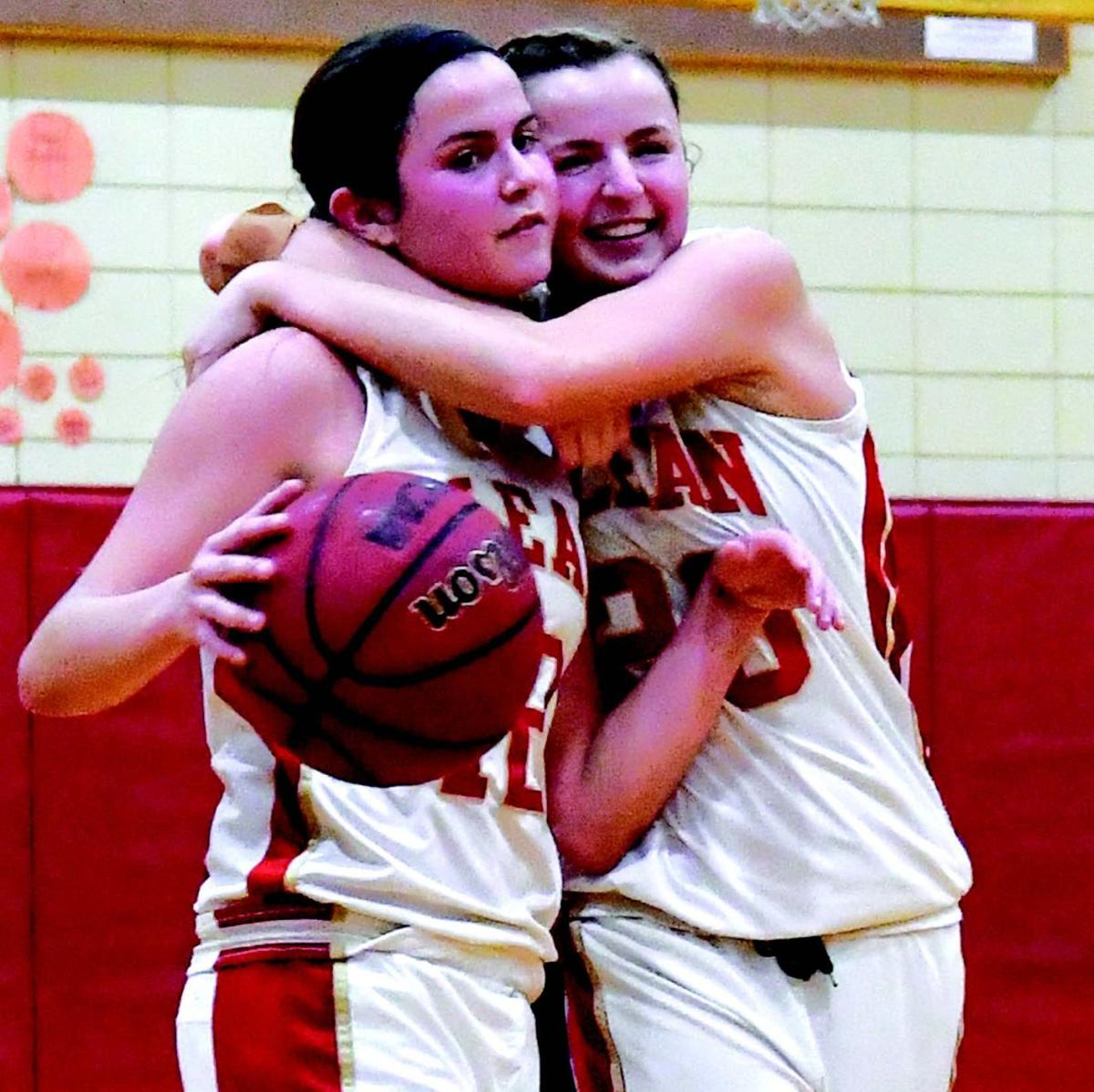 Olean Class Cars: Sec. 6 Girls Basketball: Olean Grinds Out Win In Class A-2