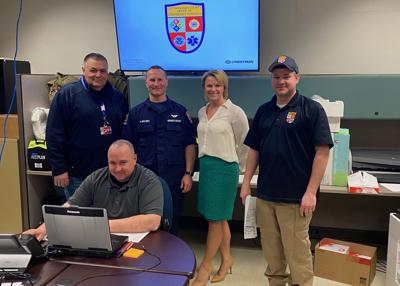 Cattaraugus County Emergency Services working with Olean General Hospital