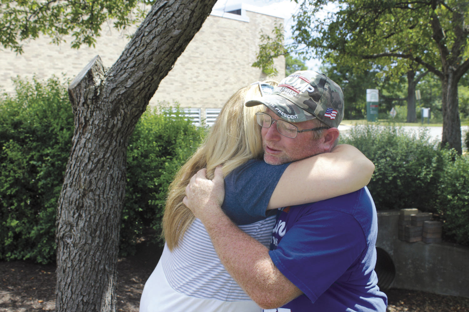 kidney OGH employee finds new kidney close