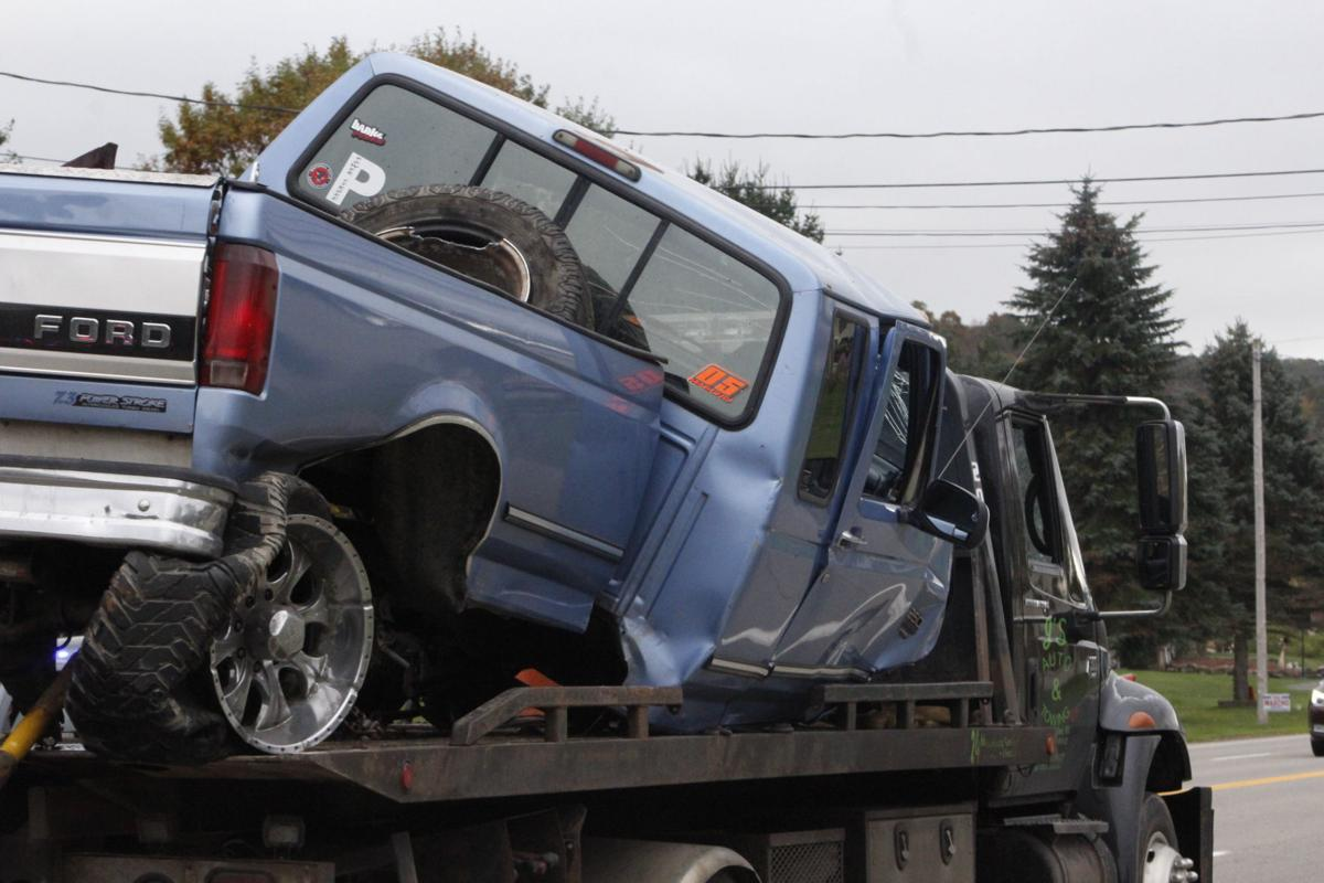 Head-on collision on Route 16 results in minor injuries