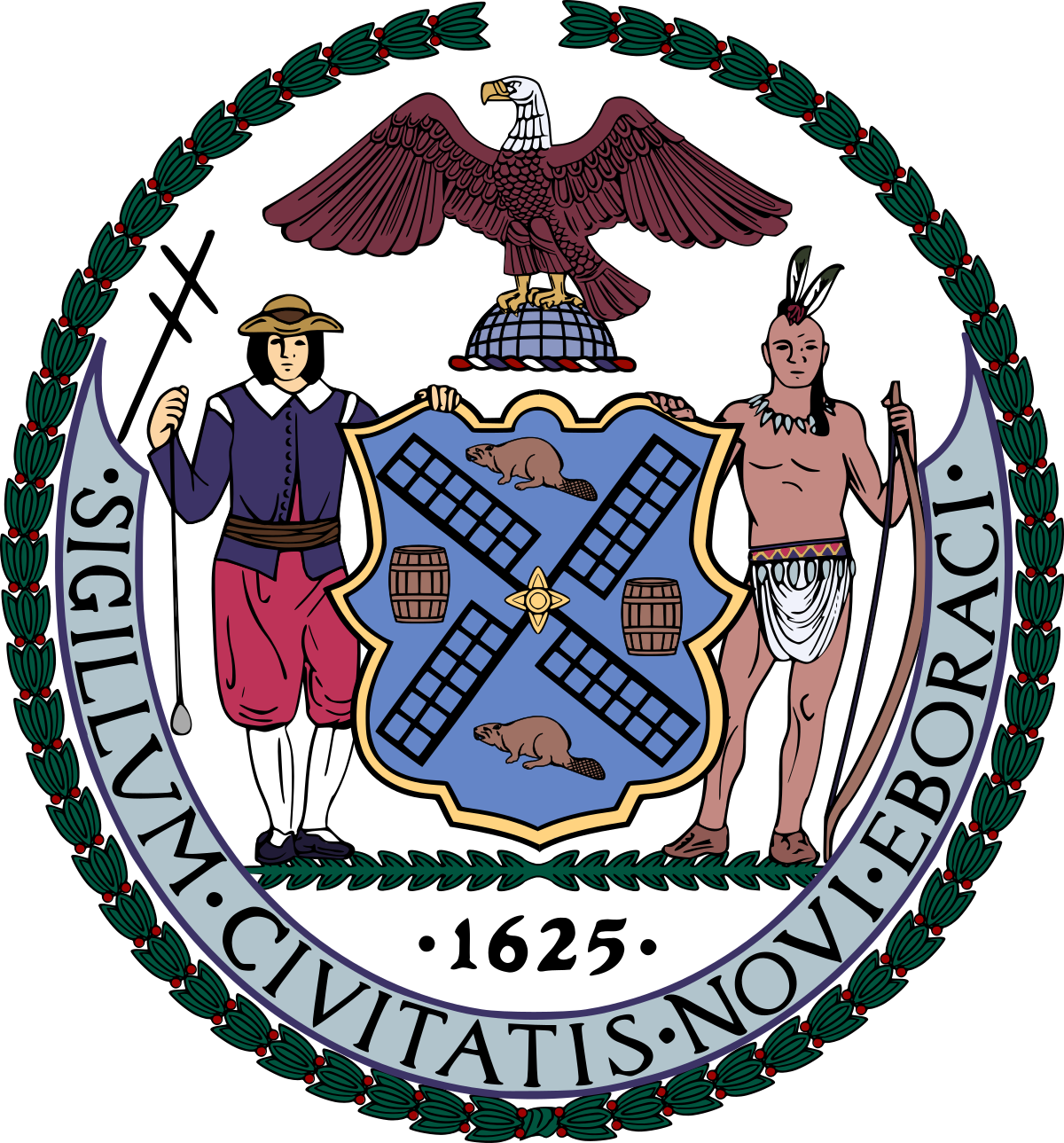 New York City seal