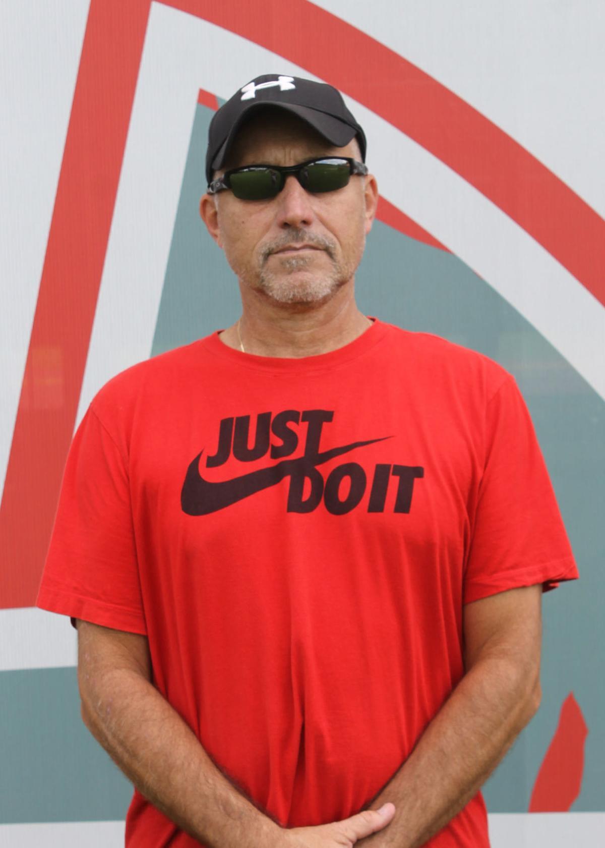 Coach Brent Brown