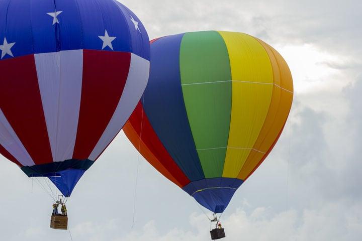 Wellsville Balloon Rally