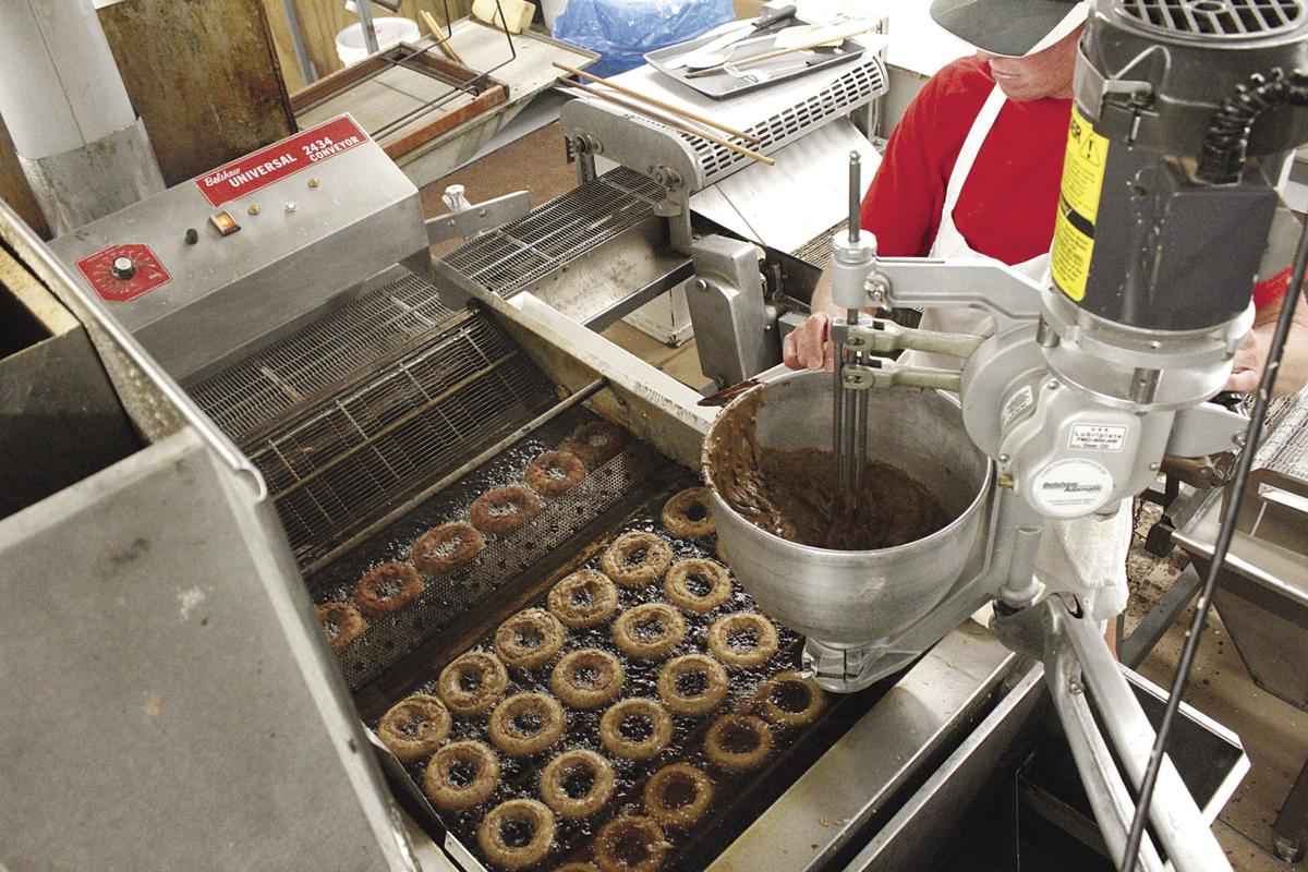 Recipe for success: The process behind Cummins Cider Mill's