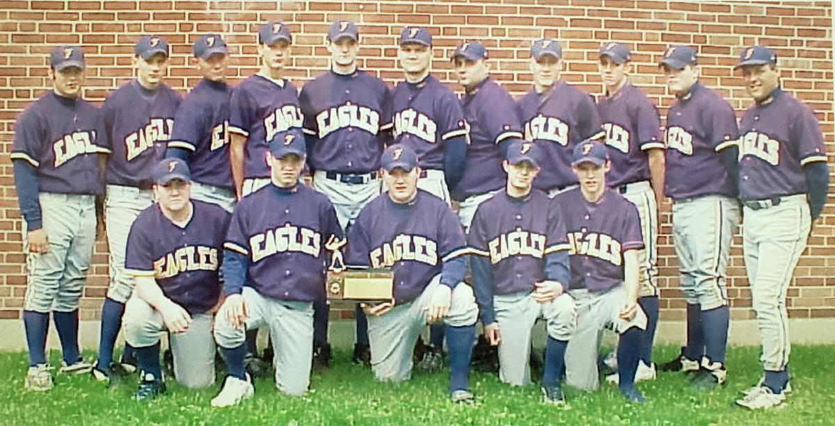 Friendship baseball team for B-1