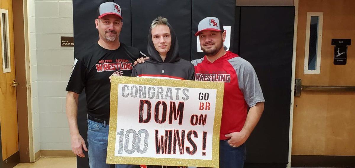 Stone reaches wrestling milestone