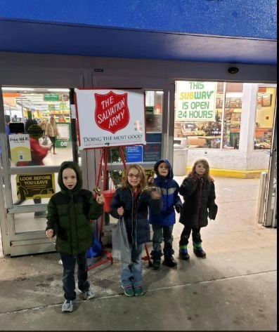 Olean Salvation Army