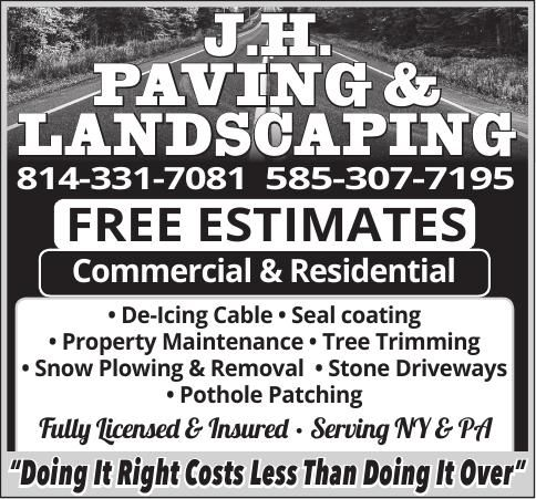 JH Paving & Contracting