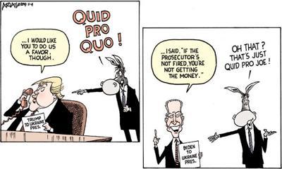 Quid pro quo!
