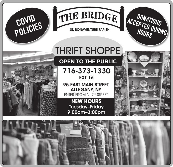 The Bridge Thrift Shoppe