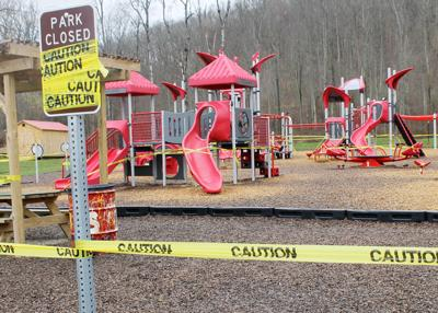 Salamanca city parks, playgrounds open today at user's own risk