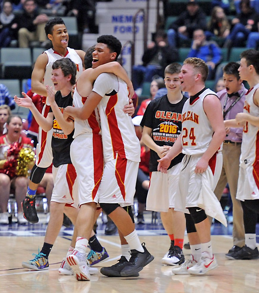 Olean Class Cars: Defense Sends Olean Boys Back To State Finals