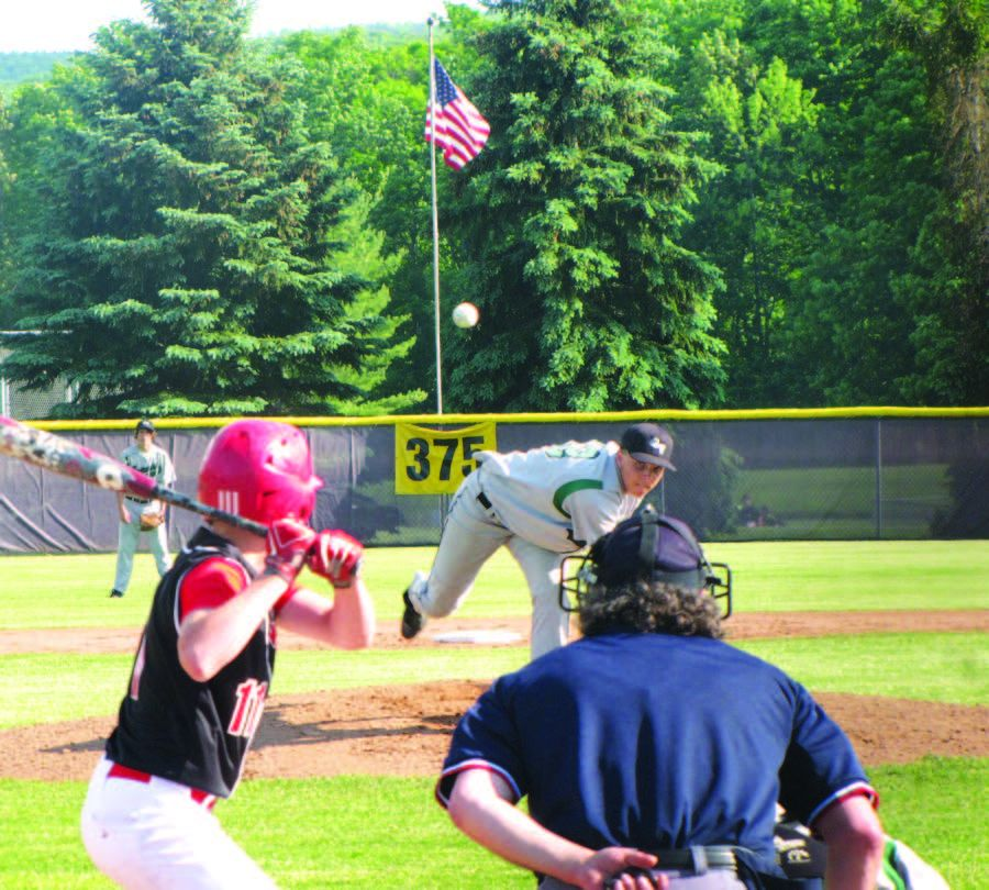 Olean Class Cars: Section 5 Baseball: Genesee Valley's Playoff Run Ends In