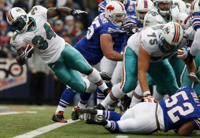Williams Enjoying His New Life With Dolphins Sports