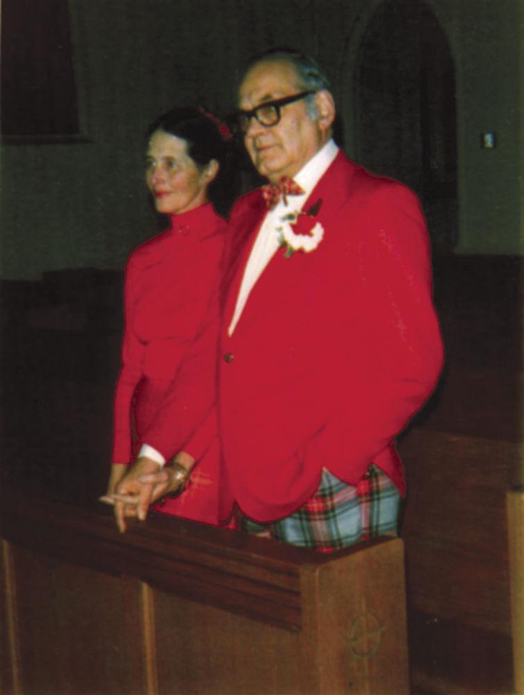 Lewis and Doris Reisner
