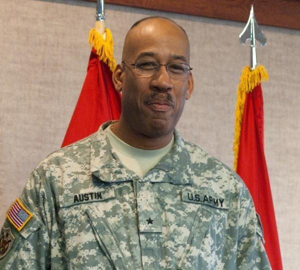 Retired Brigadier Gen. Arthur G. Austin Jr.