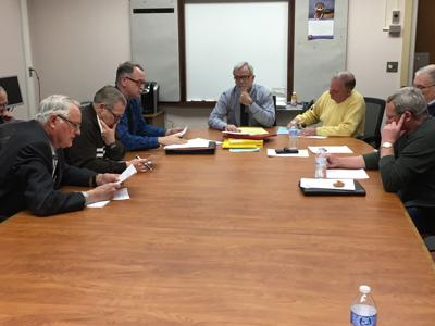 Cattaraugus County Legislature's County Operations/Public Safety Committee