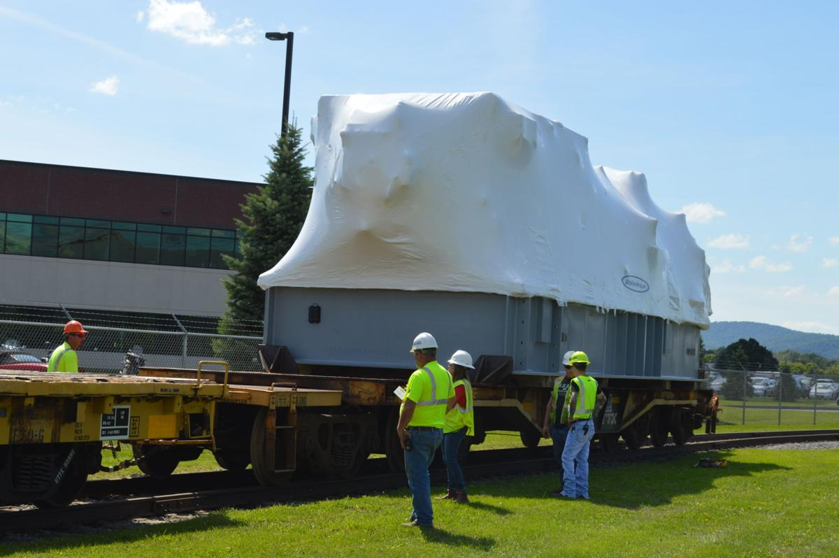 Wny P Moves Mive Dresser Rand Turbine With Video News Oleantimesherald