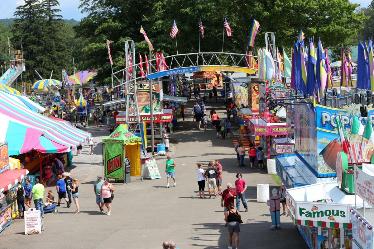 The 178th Cattaraugus County Fair schedule set for Aug. 1-7