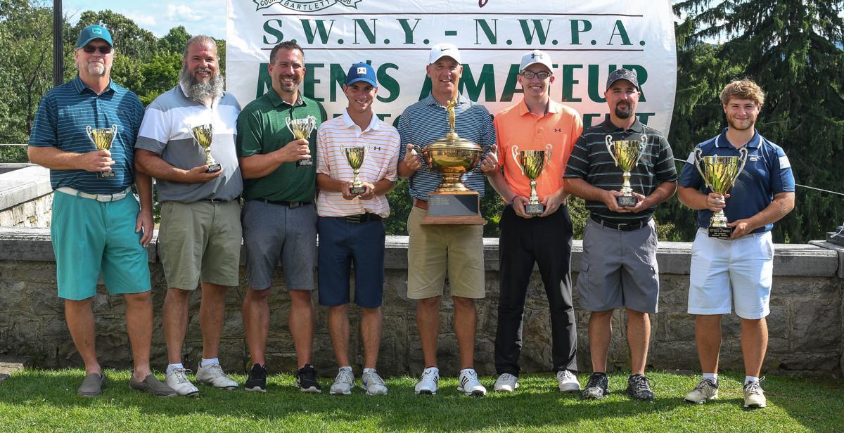 Men's Amateur winners