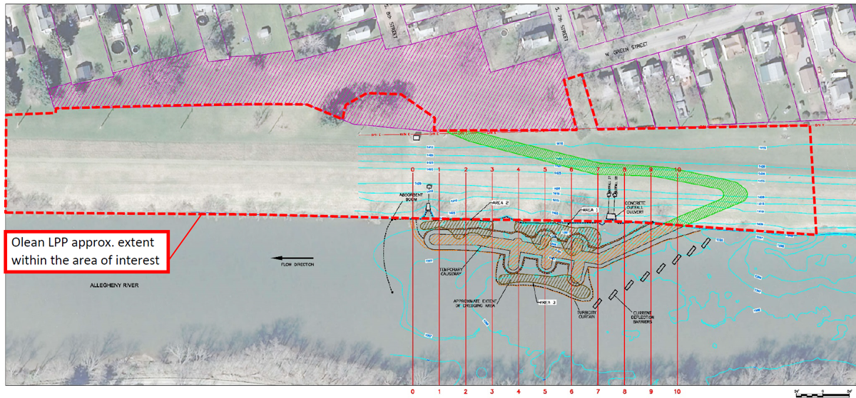 Remediation map